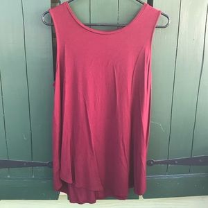 Scarlet Swing Top - Old Navy Luxe, Soft and Comfy!
